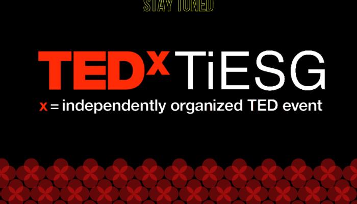TEDxTiESG Pahse1