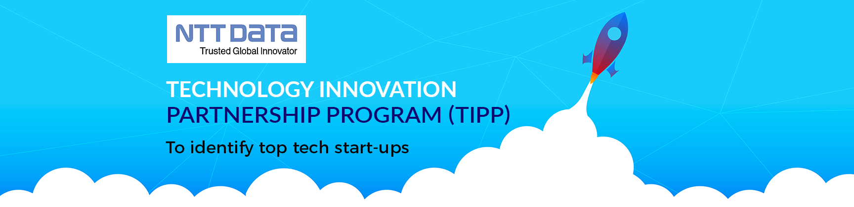 NTT Data Partnership, TiE Singapore, TIPP